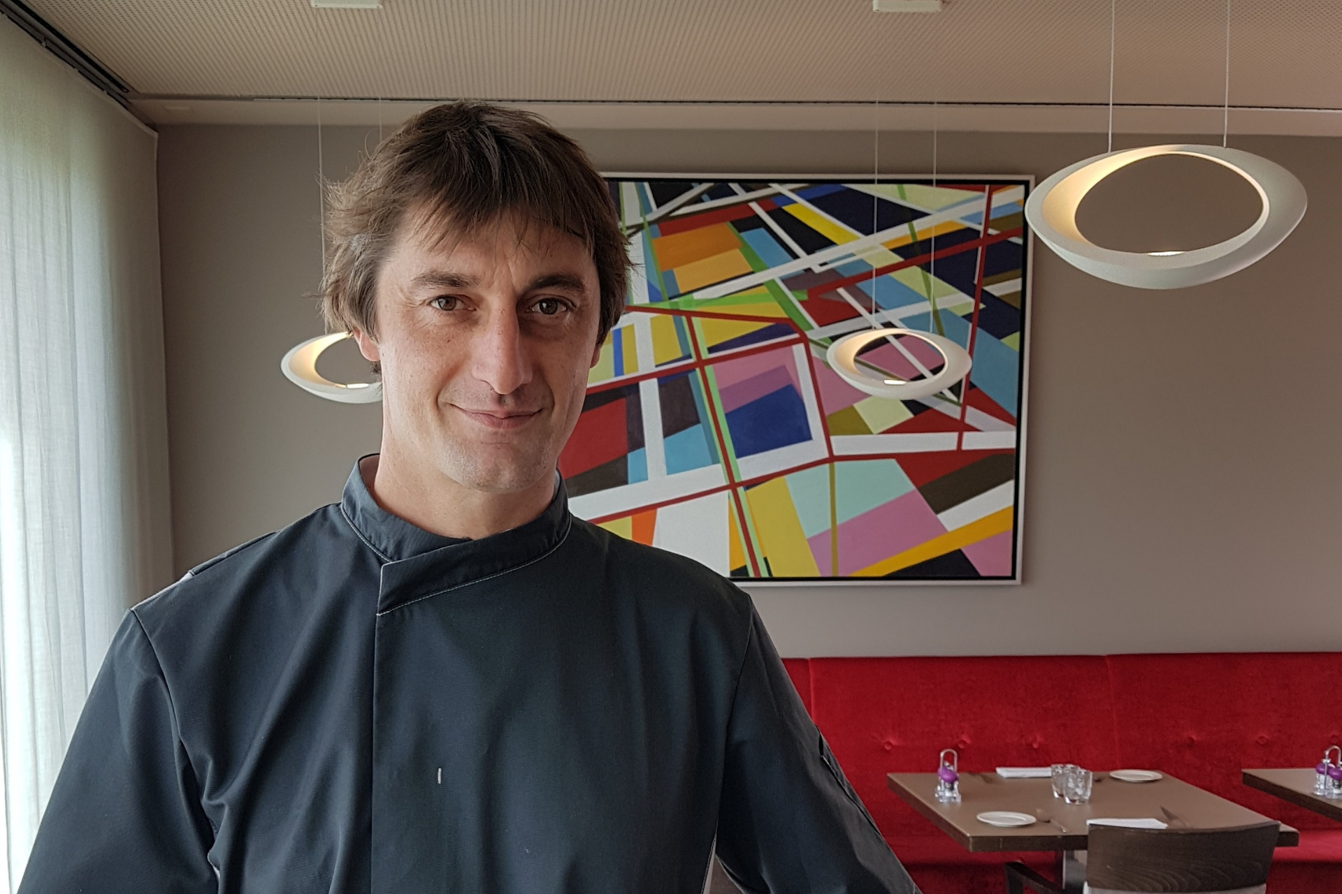 Chef Tanguy Papin Le Star*s Restaurant