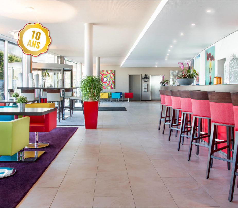 Lobby Lausanne 10 ans officiel