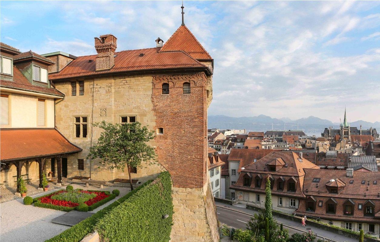 Historisches Museum von Lausanne Besichtigung