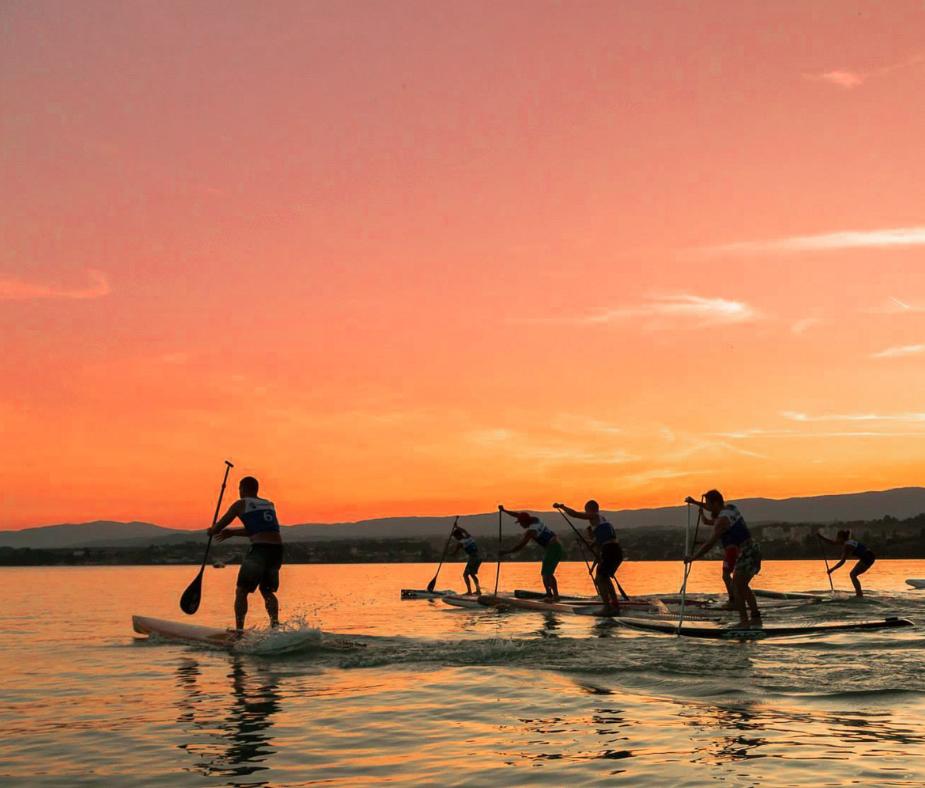 paddle lac léman lausanne