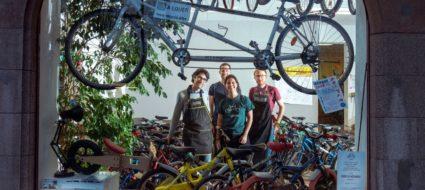Recyclo les vélos à louer à Lausanne